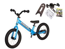 STRIDER 14x Sport 2 in 1 Balance Bike w Pedal Kit Kids Learn