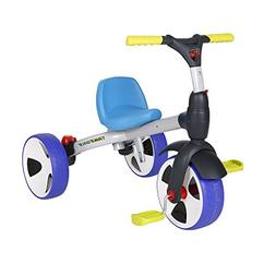 Rollplay 4-in-1 Convertible Trike Bike