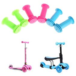 1 Pair Bicycle Grips Children Bike Tricycle Scooter Anti Sli