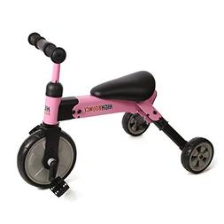 High Bounce 2 in 1 Toddler Trike, Switch from Balance Bike t