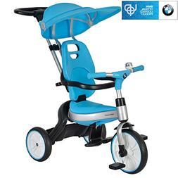 Galoper 4-in-1 Kids Tricycle Fold Stroller Trike Toy Bike