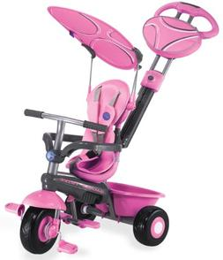Smart Trike Sport 3-In-1 Kids Tricycle Color: Pink