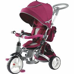 Kettler 6-in-1 Ultimate Tricycle Ride On, Violet