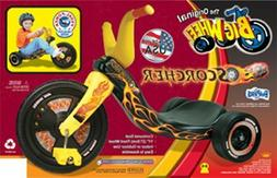 "The Original Big Wheel 11"" Scorcher Mid-Size Racer Trike"