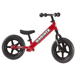 Strider 12 Classic No-Pedal Balance Bike - Red