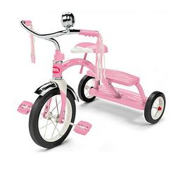 12 Inch Radio Flyer Dual Deck Tricycle Classic Pink *** WAS
