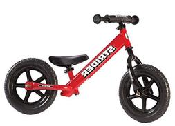 Strider 12 Sport No-Pedal Balance Bike - Red