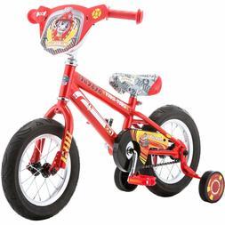 "12"" Paw Patrol Marshall Boys' Training Wheels BMX Bike Kids"
