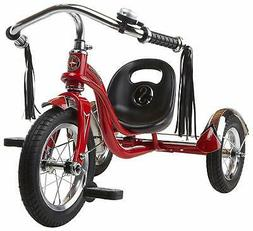 """Schwinn Schwinn 12"""" Roadster Tricycle Red 12"""" Rear Uni Tricy"""