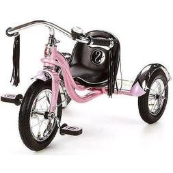 12 Schwinn Roadster Trike, Retro-Styled Classic Tricycle Fra
