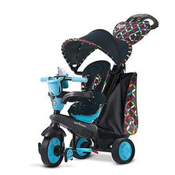 smarTrike 1595102 Boutique 4 in 1 Trike - Blue