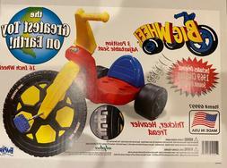"""The Original Big Wheel 16"""" Boys Trike, with Optinal Clicker"""