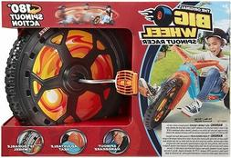 "The Original Big Wheel 16"" Spin-Out Racer - Orange w/ Flames"