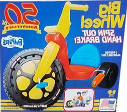 "The Original Big Wheel 16"" Spin-Out Racer -  with Hand Brak"
