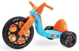 "The Original Big Wheel 16"" Tricycle - Orange w/ Flames"