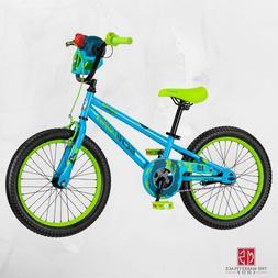 "18"" Kids BMX Bike Boys Girls 18-inch Wheels Bicycle Schwinn"
