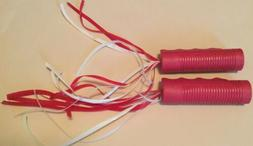 2 Radio Flyer Trike Replacement Red Hand Grips w/ Streamers