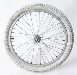 """20"""" Kids Youth Girls Boys Bike Front Wheel With Tire 3/8"""" Ax"""
