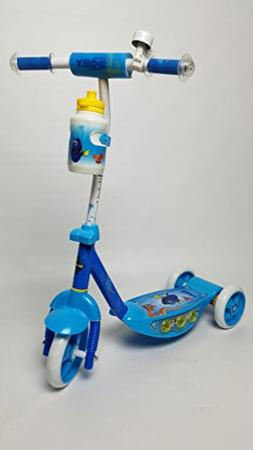 New 2016 Disney Pixar FINDING DORY 3 Wheel Scooter with Ligh