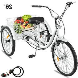 "Adult 26"" 3-Wheel Shimano 1-Speed Tricycle Installation Tool"