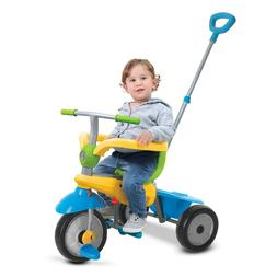 3-in-1 Tricycle By Smart Trike For Toddlers 15-36 Months, Mu