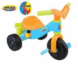 3-Wheel Ride On Tricycle Bike Children Toddler Kids Trike To