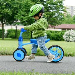 3 Wheels Kids Balance Bike Tricycle Toy Rides Baby Walker No