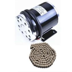 36v 800w brush electric motor for mobility