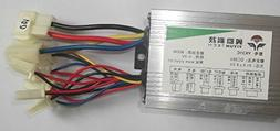 36V48V 800W Electric Motor Controller Brush DC Motor Speed C