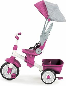 Little Tikes 4-in-1 Perfect Fit Trike in Pink