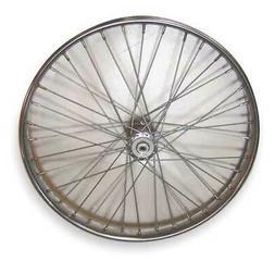 Worksman 4131Qa Bicycle Wheel Front,26 X 2-1/8 In. Dia.