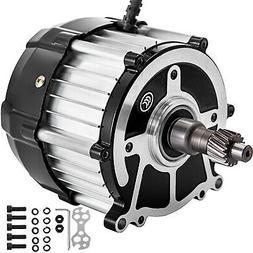 48v 60v 650w dc brushless differential speed