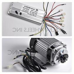 48V 750W Electric GoKart Tricycle Brushless Motor Gear Reduc
