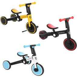 5 in1 Children Baby Tricycle 3Wheel Bike Kid Toddler Outdoor
