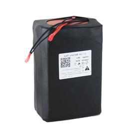 52V 48V 1500W Ebike Battery Pack 30Ah Lithium Li-Ion For Sco