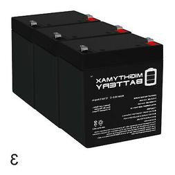 Mighty Max Battery 12V 5AH Battery for Razor PowerRider 360