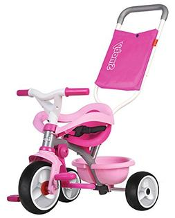 Smoby 740404 BE Move Confort Pink Push Along Trike