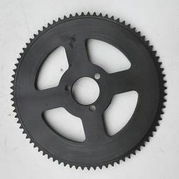 80 Tooth 29mm Chain Sprocket for e Scooter Small dolphins Tr
