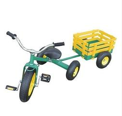 All Terrain Tricycle with Wagon , #CART-042