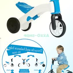 Chillafish BUNZI: 2-in-1 Gradual Balance Bike and Tricycle,