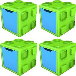 Chillafish Box: Connectable Toy Storage and Play System, Lim