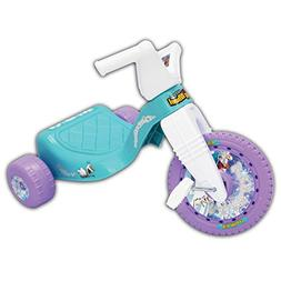 Frozen Big Wheel Junior Racer Ride On