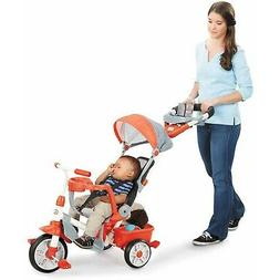 Little Tikes 5-in-1 Deluxe Ride & Relax, Reclining Trike - R