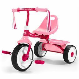 Radio Flyer Girls' Fold 2 Go Trike