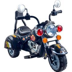 Ride on Toy, 3 Wheel Trike Chopper Motorcycle for Kids by Li