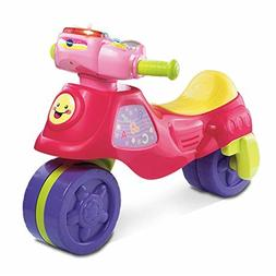 VTech 2 in 1 Learn and Zoom Motor Bike, Pink