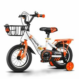 A12 Tiger child tricycle folding 1-3-6 year old baby trolley