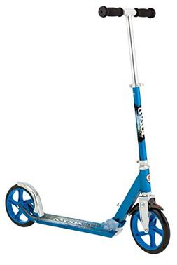 Razor A5 Lux Kick Scooter Ffp, Blue