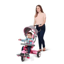 Activity Stroll Trike Toddlers Kids Ride On Toy with Removab