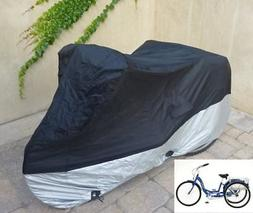 Adult Tricycle cover for Schwinn, Westport in Black ss400 75